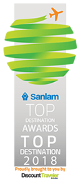 TOP Destination badge 2018